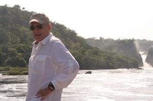 Victoria Falls, Uganda East Africa