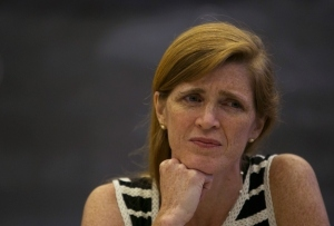 Samantha Power US Ambassador to The United Nations