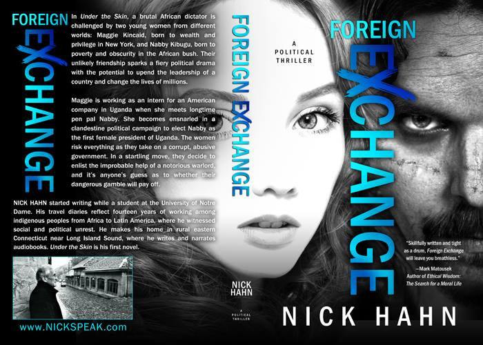 FOREIGN EXCHANGE by Nick Hahn (part-2) due 2015
